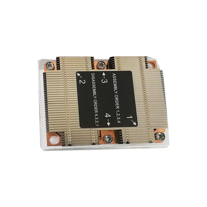 LGA3647 1u Server Passive CPU Heatsink