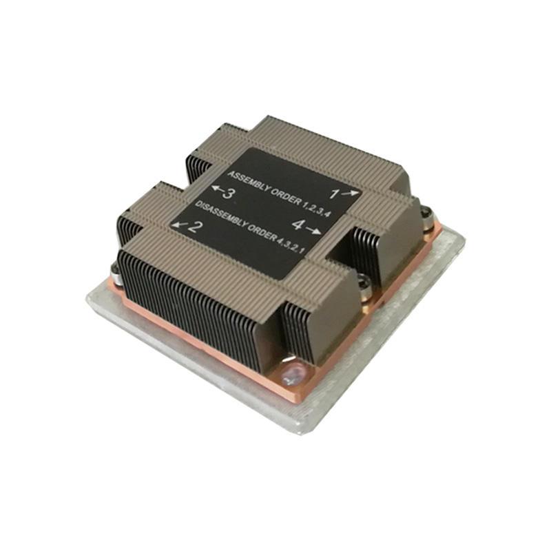 Passive1u Server Heatsink LGA3647 CPU Cooler