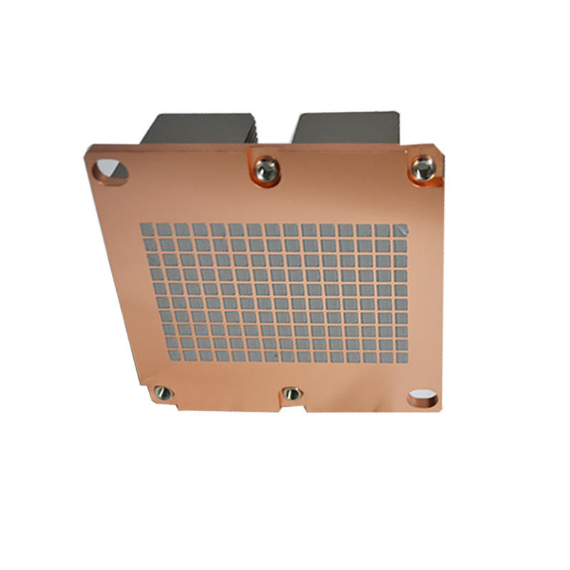 Passive 1u Server Heatsink LGA3647 CPU Cooler