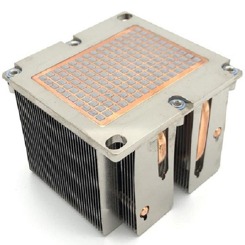 Intel LGA3647 Narrow 2U Server Passive CPU cooler