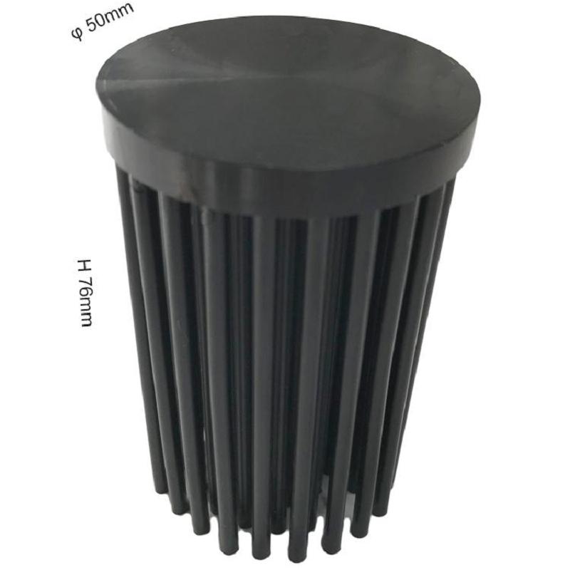 10W COB LED Cold Forging Down Light Heat Sink