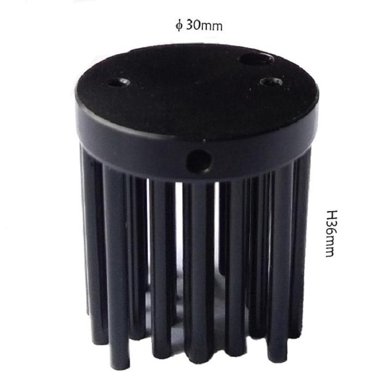 6W LED Cold Forging Cob Downlight 36*30mm heatsink