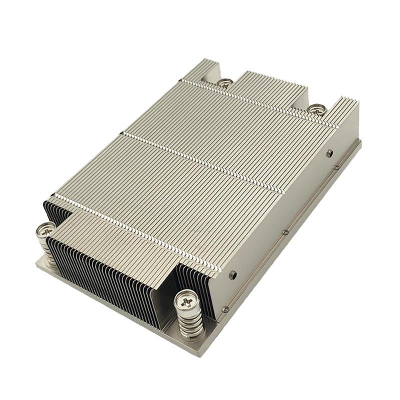 AMD SP3 1U Passive Server CPU Heat Sink For Desktop Computer