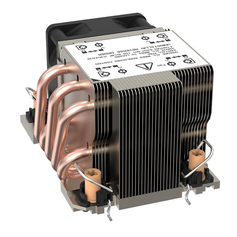 2U Active  LGA4189  Narrow Heat Sink