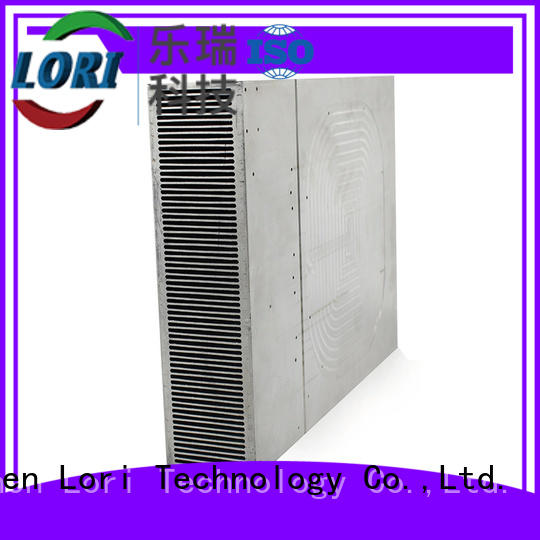 LORI popular pin fin heat sink free sample for equipment