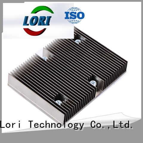 active heat sink for cnc processing LORI