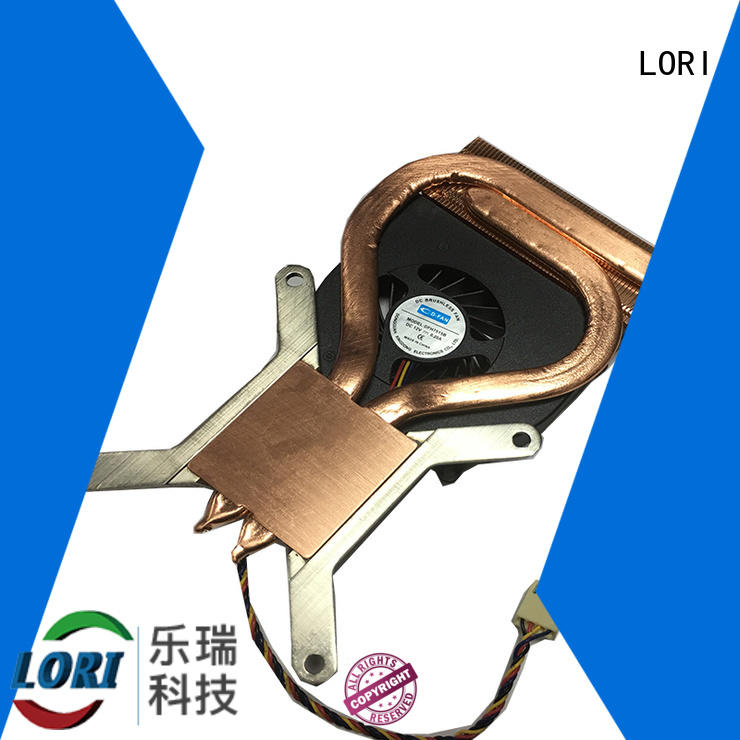 stamping soldering heat sink aluminium for laptop LORI