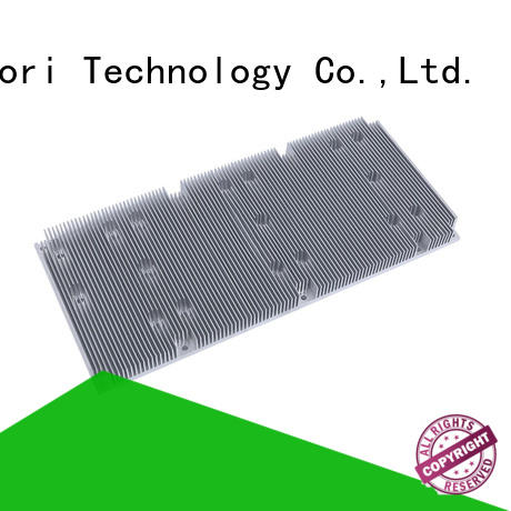 LORI top quality extruded heat sinks from China bulk production