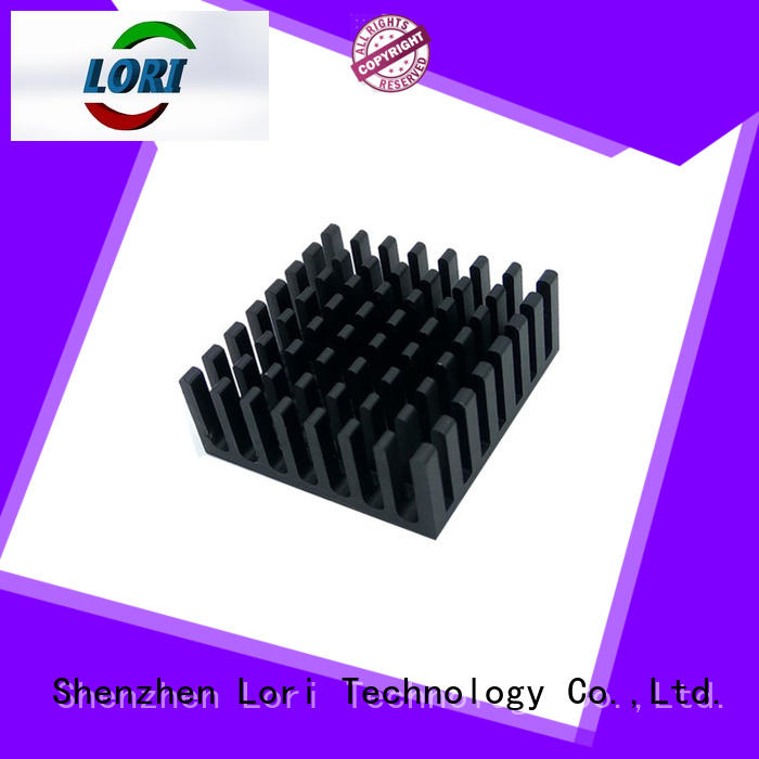 Bga Heat Sink Cross cut Type 25x25x10mm