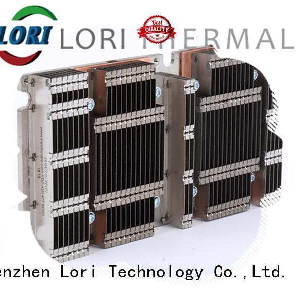 soldering heat sink supplier OBM for led light LORI