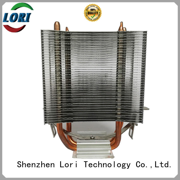 LORI copper heat sink factory direct supply for device cooling