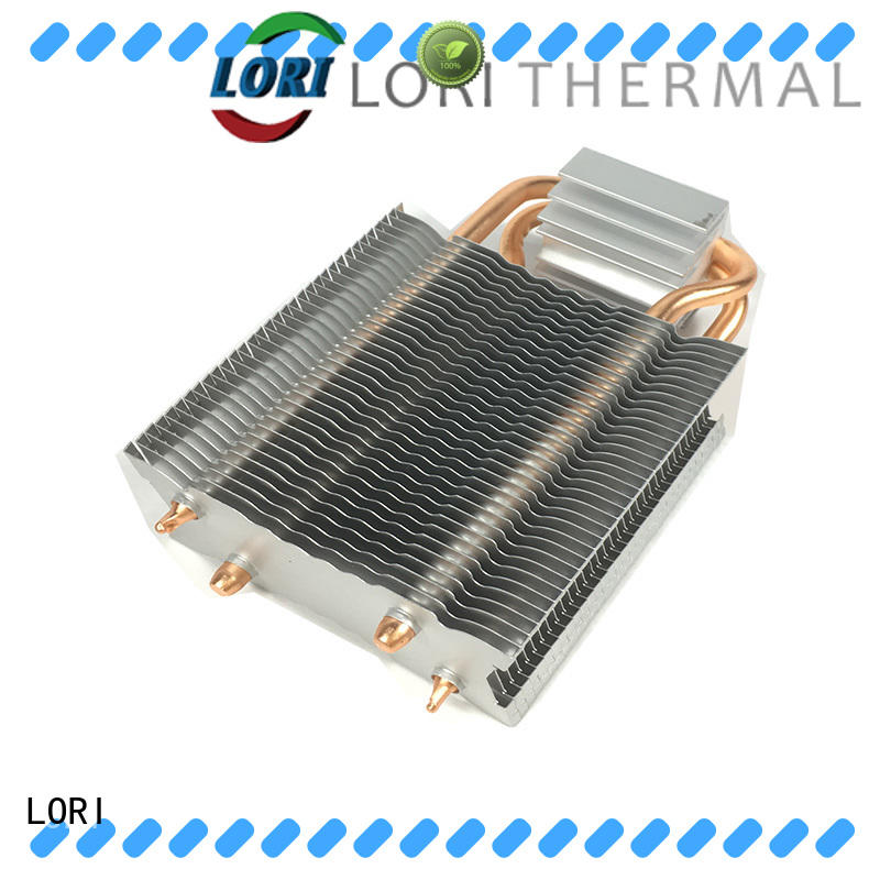 metal assembled soldering heat sink plate for computer LORI