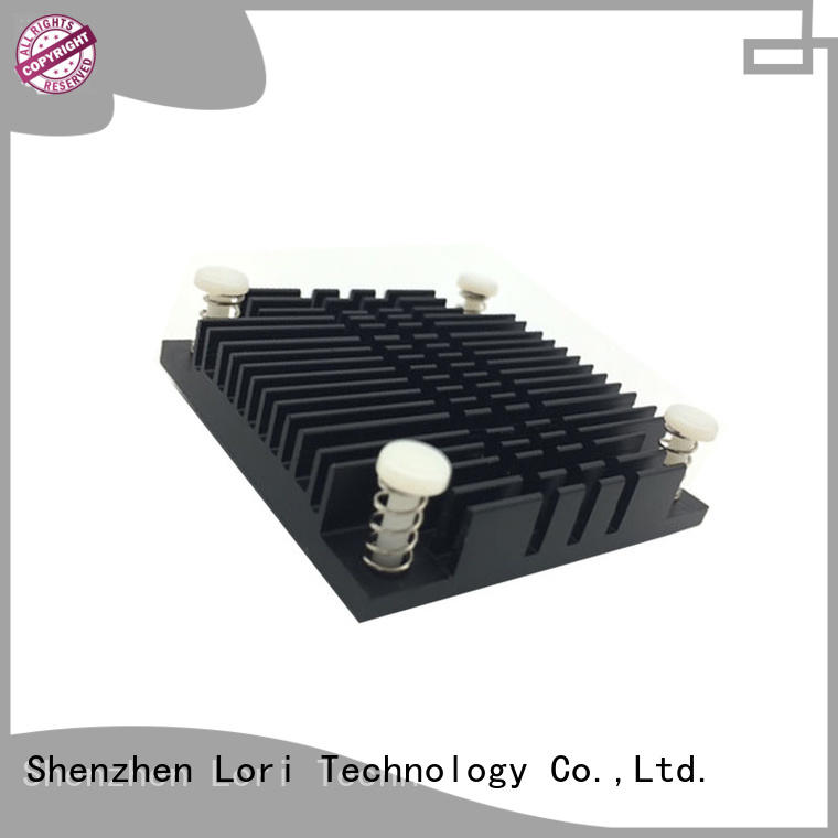 LORI top custom heatsink from China for promotion
