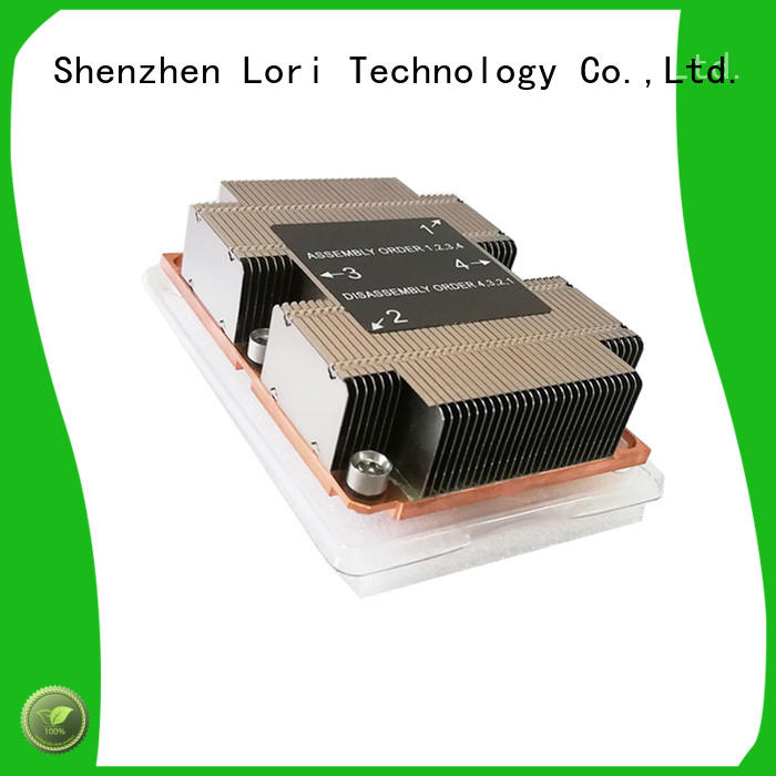 LORI top selling passive cpu cooler series bulk production