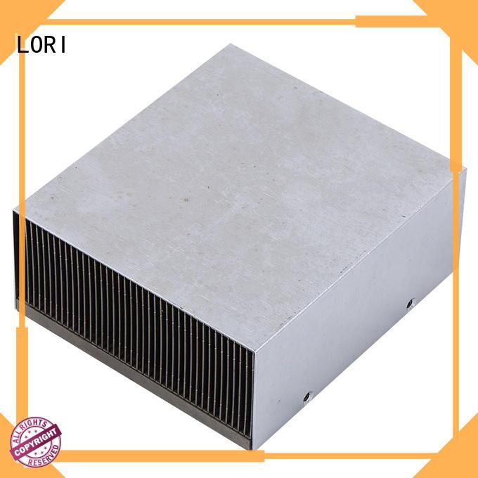 LORI heat sink telecommunication for cooling