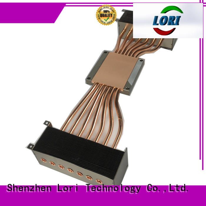 heat pipe led cooling medical equipment for computer LORI