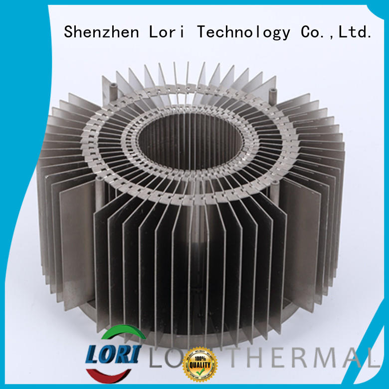 stamping large heat sink cheap for cooling