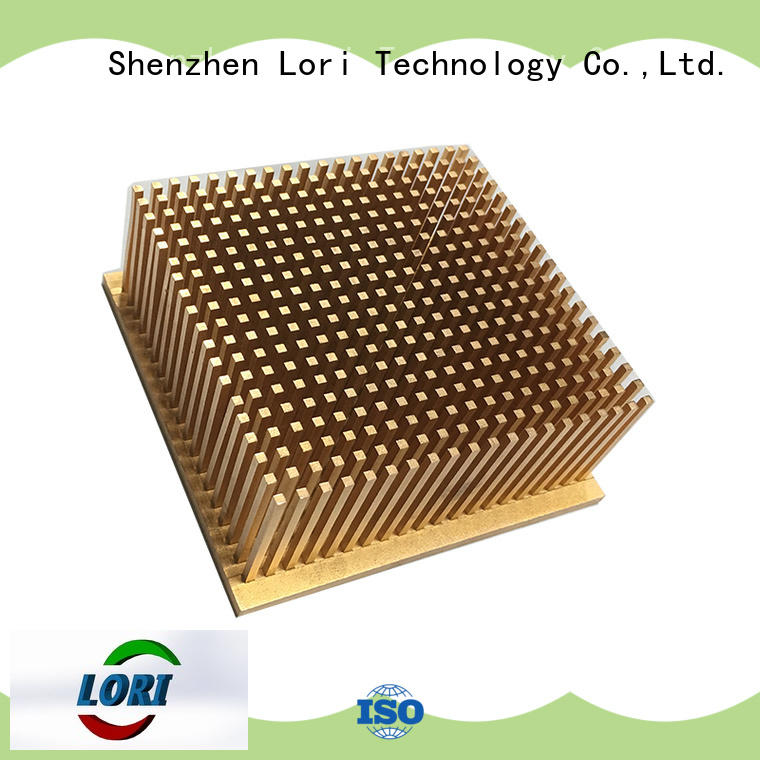 LORI reliable copper heat sink supply for promotion