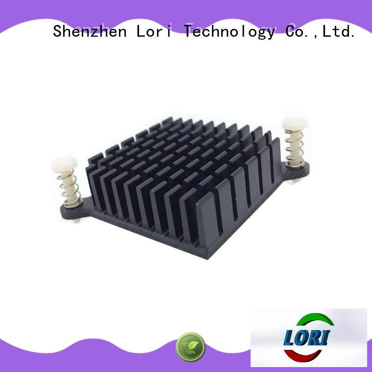 LORI new custom heatsink company for sale