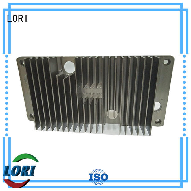 LORI durable extrusion heatsink wholesale bulk production