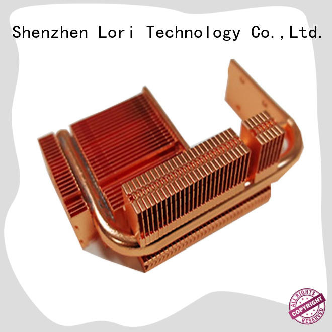 LORI processor heat sink directly sale bulk production