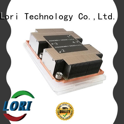 LORI low-cost passive cpu cooler factory direct supply for sale