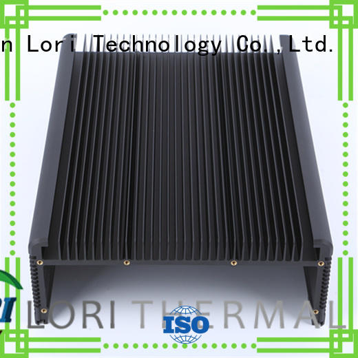 large aluminum heat sink passive for telecom LORI