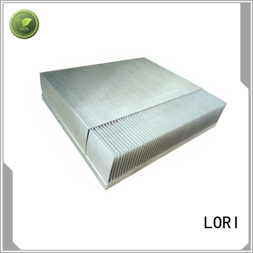 LORI new skiving heat sink suppliers for electronics