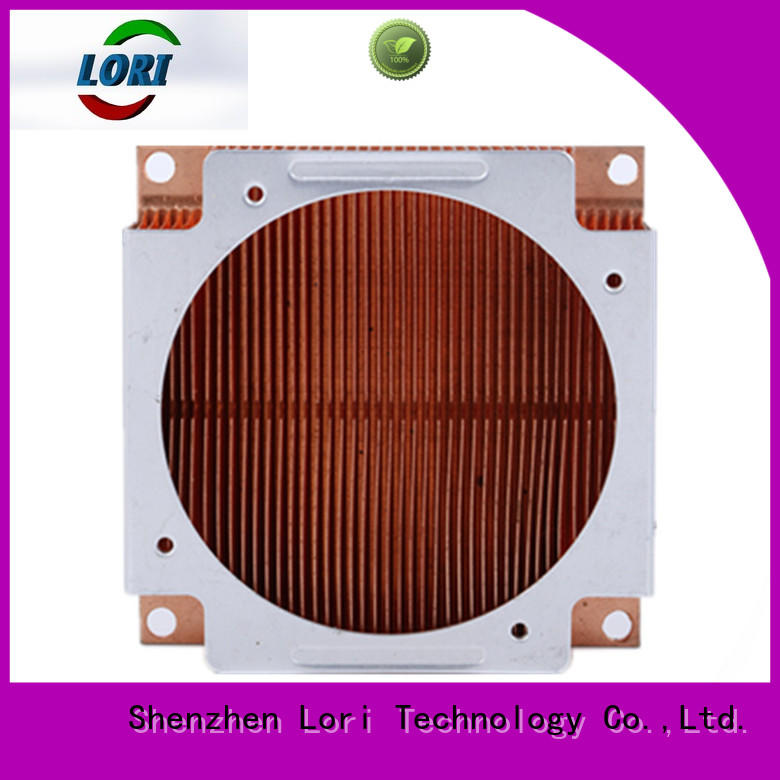 factory price heat sink fins at discount for device