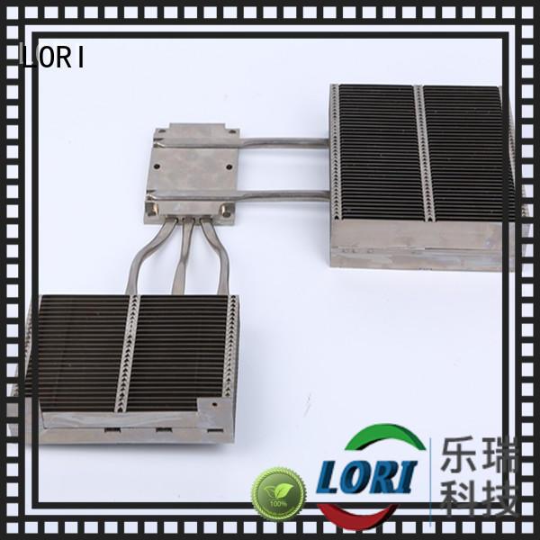 heat nickel passive cpu heatsink cpu fins LORI Brand