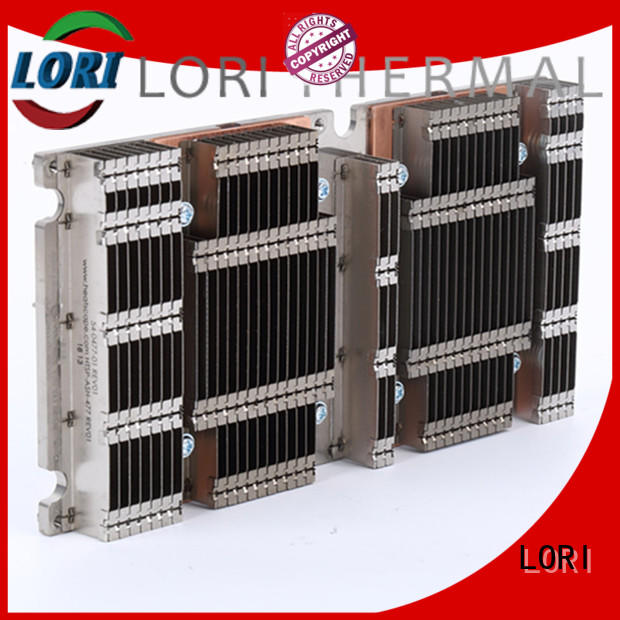 Wholesale fin copper copper heat sink LORI Brand