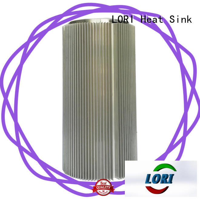 Led Aluminum Heat Sink Extruded From Lori