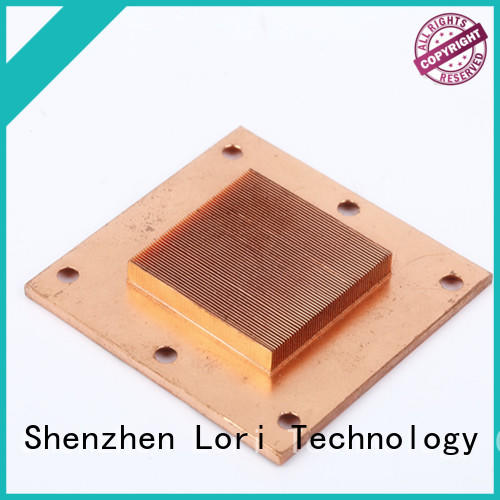 LORI cheap copper heat sinks for business for cooling
