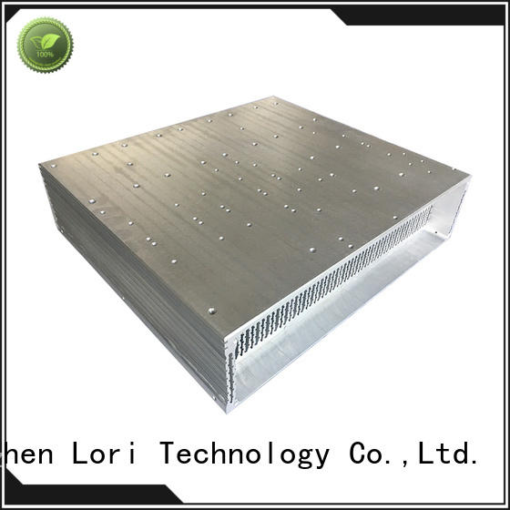 LORI plate fin heat sink wholesale for equipment