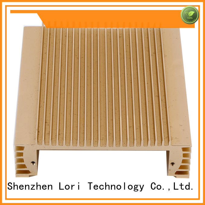 LORI practical aluminum heatsink extrusion for business bulk production