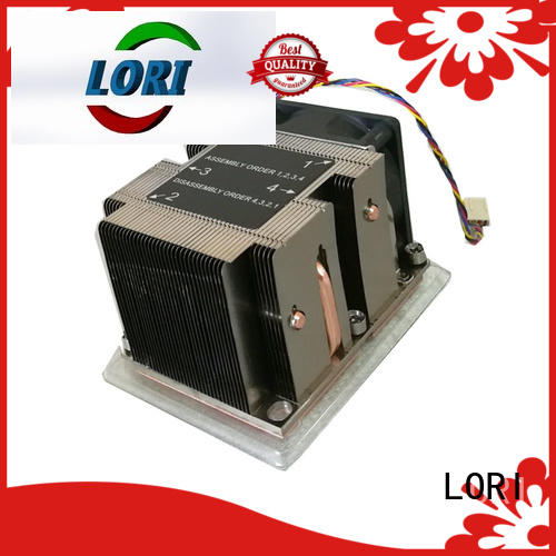LORI active heat sink for business for promotion