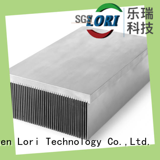 aluminum bonded fin heat sink high-end telecommunication