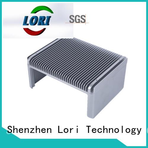 LORI hot-sale heat sink aluminium factory direct supply bulk production