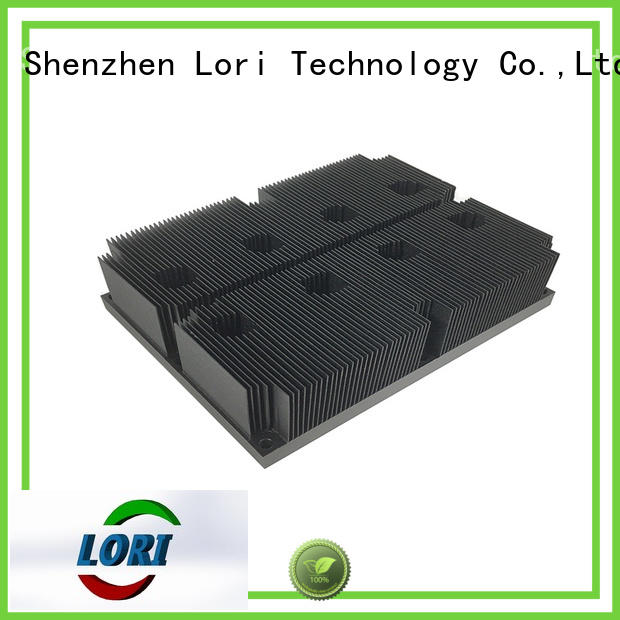 LORI customized copper pin fin heat sink on-sale for device