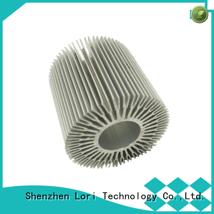 LORI cheap aluminum extrusion led wholesale bulk production