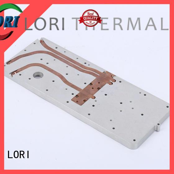 soldering cpu heatsink plate for medical equipment LORI