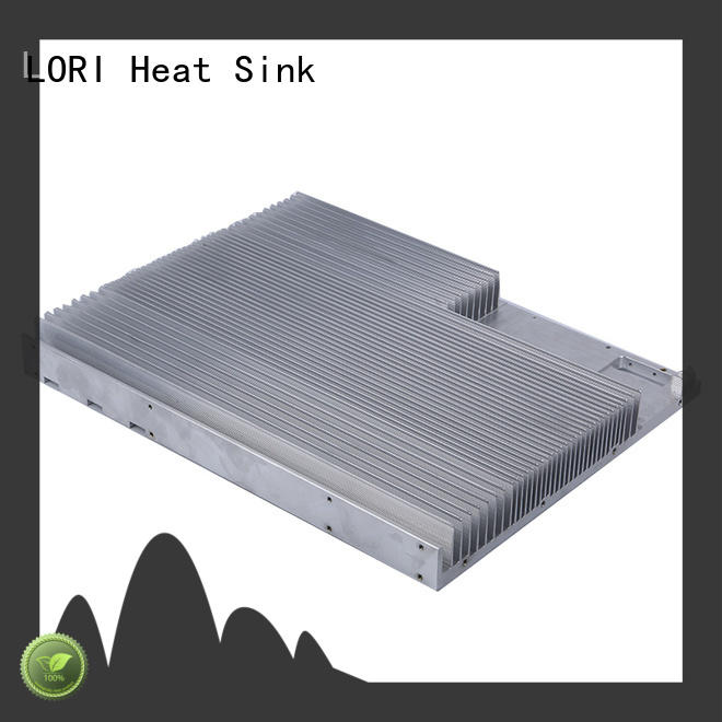 LORI extruded heat sink factory for cnc machining