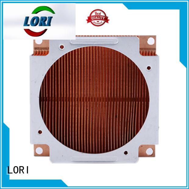 anodized aluminum aluminum heat sink heatsink LORI company