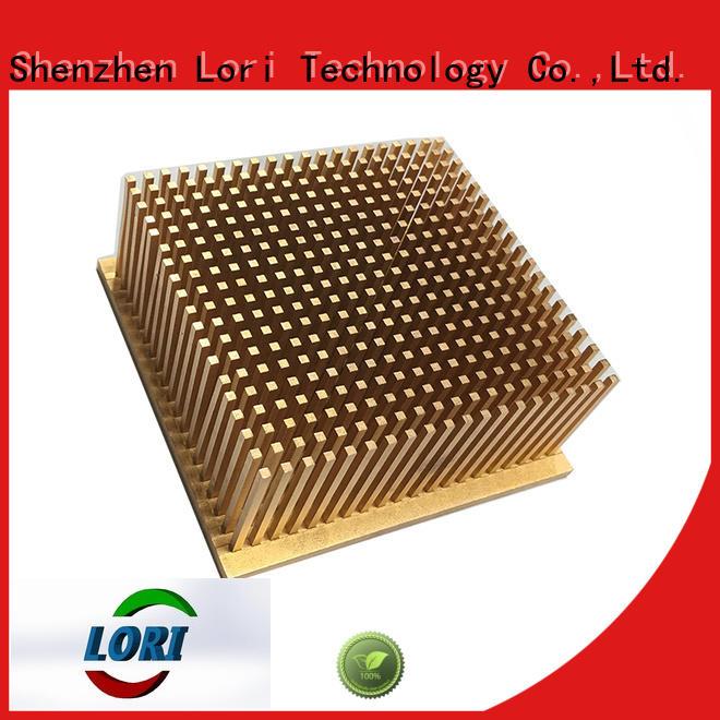 LORI quality cob heatsink supplier for power converters
