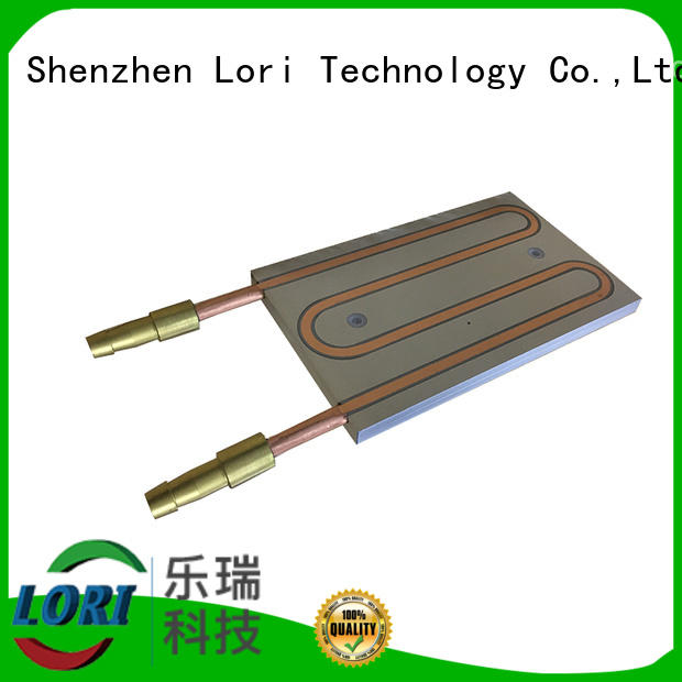 LORI top brand liquid cold plate manufacturers medical imaging equipment led cooling